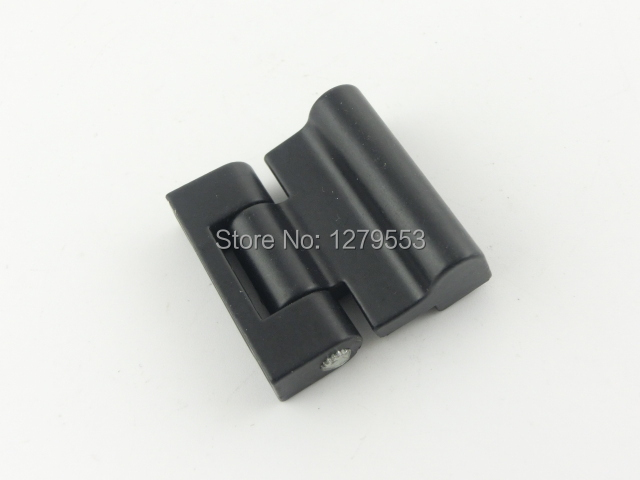 CL-234 Black Metal Door Concealed Hinge for Electricity Cabinet(China (Mainland))