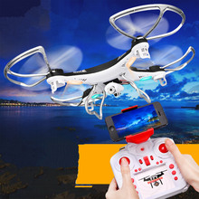 Real time Transmission Toys rc helicopter drone quadcopter gopro professional drones with WIFI fpv camera Drones for Christmas