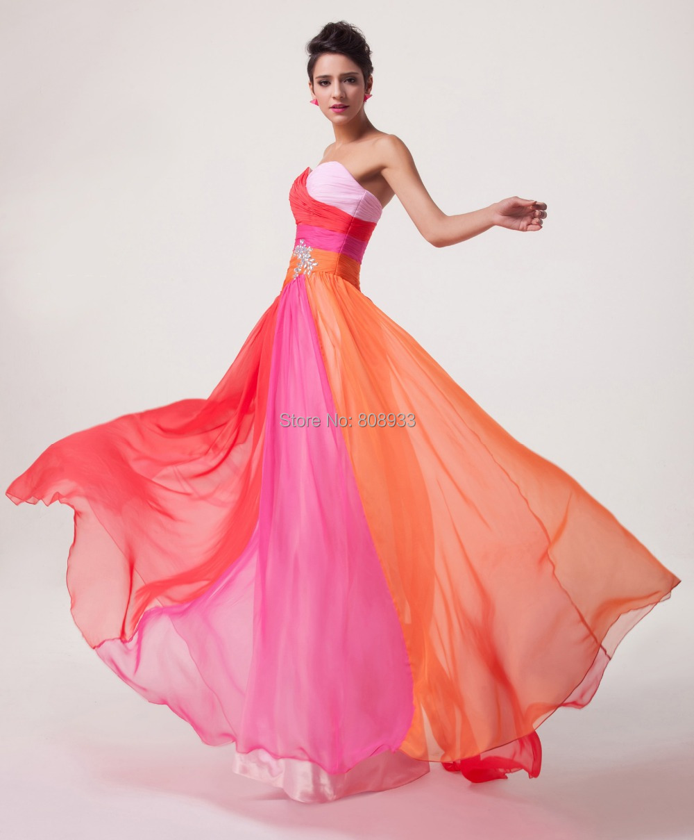 Colorful Party Dresses  Cocktail Dresses 2016