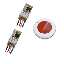 Buy New DC3.7V 4.5V 5V 6V 7.4V 9V 12V Mini Relay Remote Switch Relay Wireless Switch Normally Open Close 315/433mhz Free for $13.58 in AliExpress store