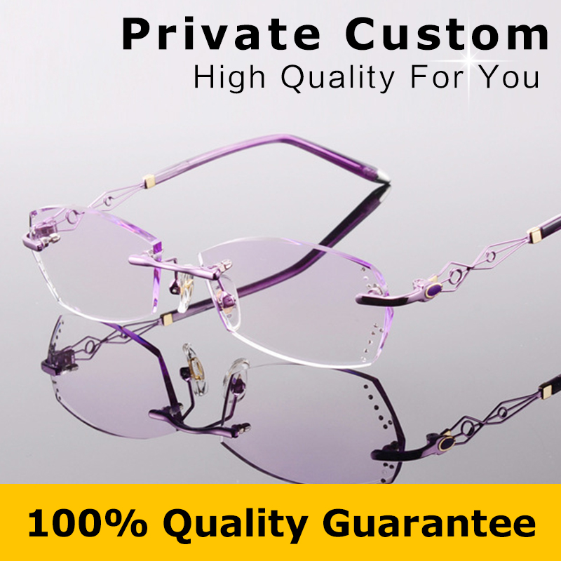 Eyeglass Frame Manufacturers United States : Online Buy Wholesale designer rimless frames from China ...