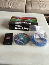 laser light software new version FB3 QS laser show pangolin laser system usb 2.0 hi-speed-bus powered(China (Mainland))