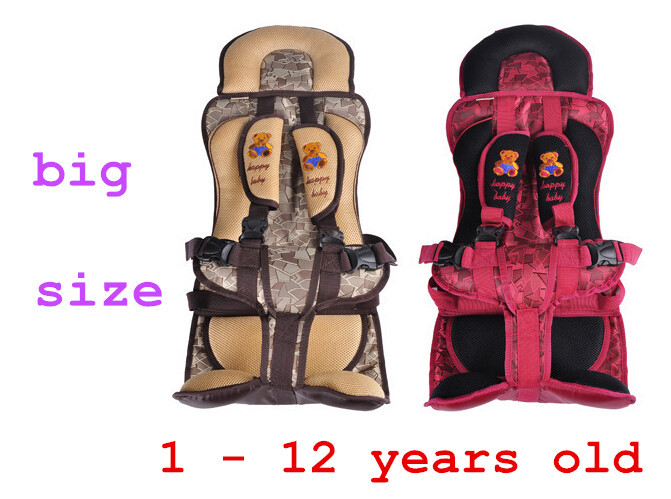 Wholesale and Retail Children Car Seats Convenient to Carry,Universal Portable Infant Seat,New Professianl Child Safety Seat Red<br><br>Aliexpress