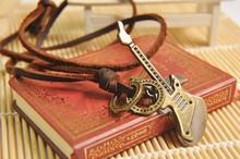 Vintage Trendy 100% Genuine Leather Cowhide Men Man Mens Pendant Necklace Necklaces Key Chain Key Ring Bracelet Holder Wallet(China (Mainland))