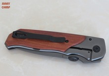 3 7 Browning Knife Folder 440C Steel Pocket Knives edc Tool Close Length with 125mm Camping