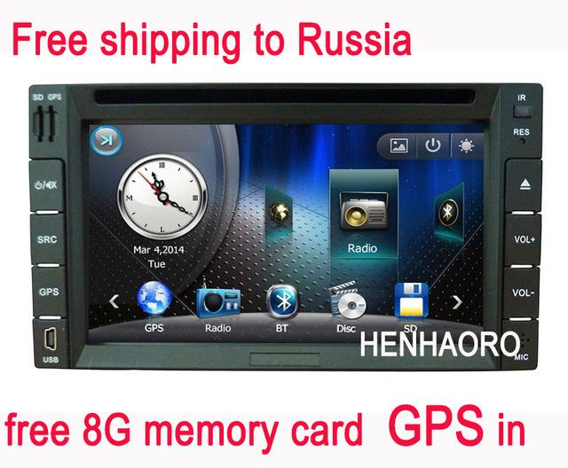 6.2inch 2din in dash WIDE SCREEN TFT Touch Screen head unit car dvd player gps navigation USB SD Bluetooth FM AM
