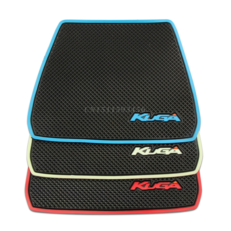 Car cup anti slip mat sticker Mobile phone pad Non Slip Dashboard Sticky pad products accessories,suitable for Ford KUGA(China (Mainland))