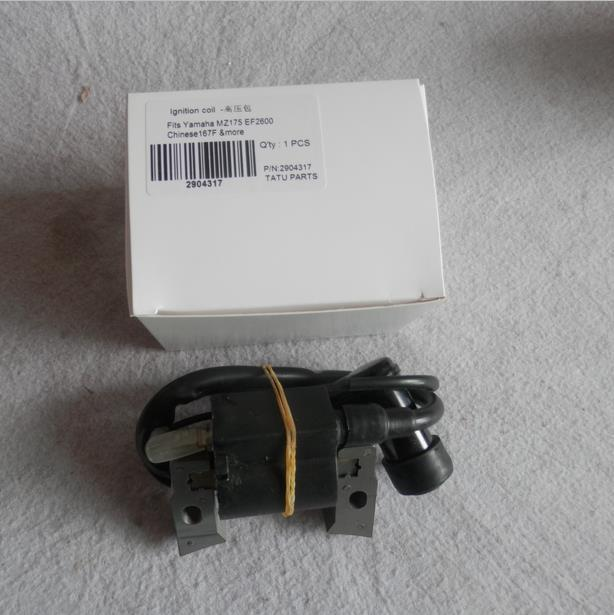 IGNITION COIL FOR YAMAHA EF2600 MZ175 166F ENGINE FREE SHIPPING CHEAP IGNITER GENERATOR  MAGNETO NEW SOLID STATE MODULE PARTS