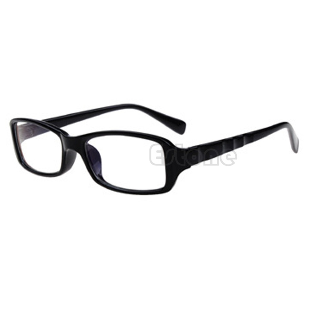 Free Shipping 100% UV400 Women Men Clear Lens Nerd Glasses Anti-radiation Computer Eye Goggles