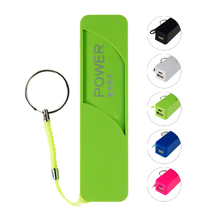 Convenient Useful 2600mAh External Battery Power Bank for iPhone 4 4s 5 5S 6 6 Plus for iPod for Samsung Smartphone