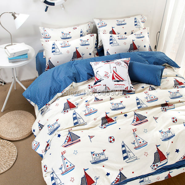 Cheap Nautical Bedding