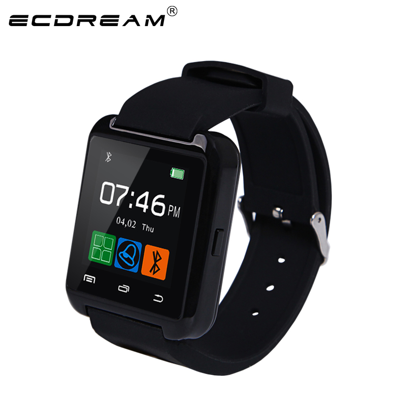 Fashion bluetooth android smart watch U8 for apple/Samsung Sony 230mAh long duration Passometer sleep tracker sport smartwatch(China (Mainland))