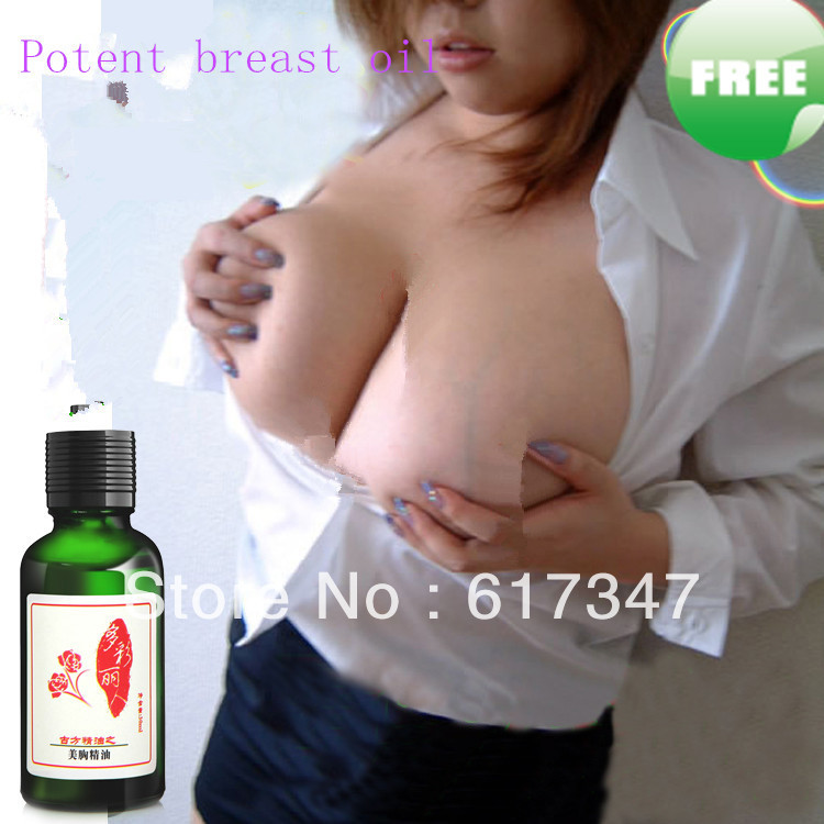 Breast enlagrgement essential oils