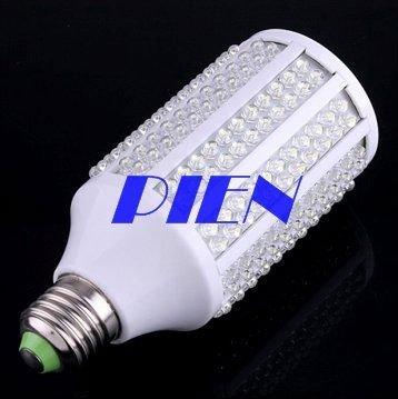 CE&ROHS Approval ! Free Shipping 15W LED Light E27(E14)  263 LED Corn Bulb Light  Lamp 110V or 220V 1pcs/lot