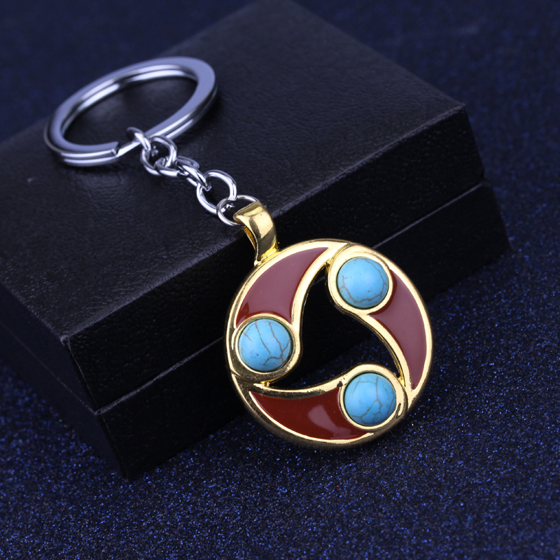 2016 popular New Arrival Dota 2 Dodge Talisman Keychain Pendant jewelry car men for male gift factory price free shipping(China (Mainland))
