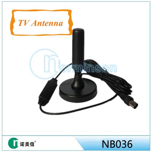[manufactory] vhf uhf active antenna digtal TV, tv antenna amplifier(China (Mainland))