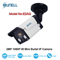 Sunell 1080P POE IP Camera 2 0MP HD Network Wired IR Bullet Securiy CCTV Camera 3
