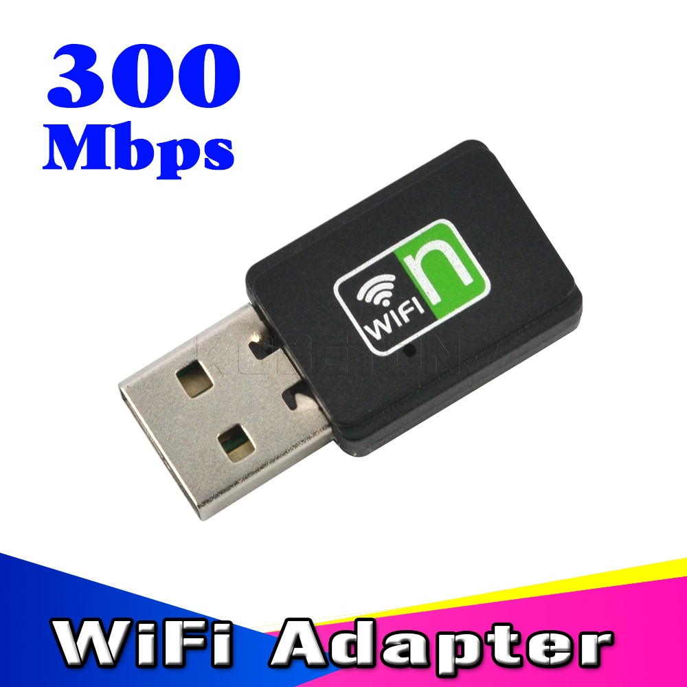 Attractive Mini 300Mbps Wireless Network Card USB Router wifi Adapter WI-FI Sender Internet for PC Laptop Wifi Signal Receiver(China (Mainland))