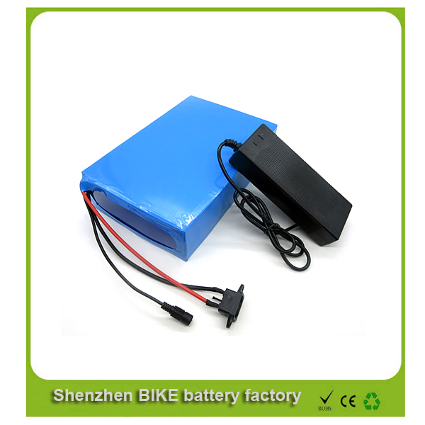 high quality 1000 times cycle 1000w Electric Bike Lithium Ion Battery 36v 30ah charger battery lithium 36v bike battery TNT ship(China (Mainland))