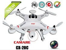 2014 Special Offer Cheerson CX-20C GPS Auto-Pathfinder FPV Rc Quadcopter With Camera RTF