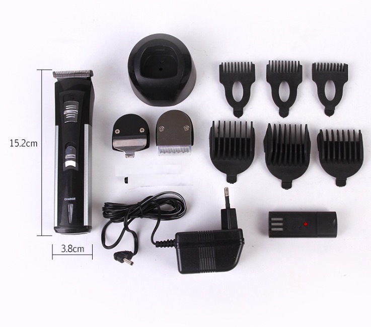 3in1 multifunction men 39 s grooming set professional rechargeable hair clipper hair trimmer men. Black Bedroom Furniture Sets. Home Design Ideas