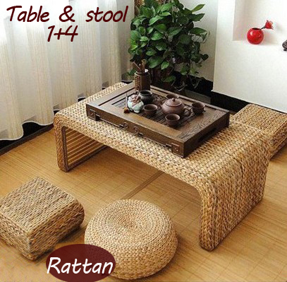 100% natural rattan products,garden of pure handmade rattan furniture sets,rattan table,rattan stool, living room furniture(1+4)<br><br>Aliexpress