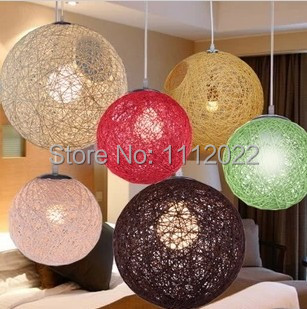 Best selling modern fashion brief E27base modern pendant lights restaurant lamps Chandelier Ceiling Lamps Dia:20cm(China (Mainland))