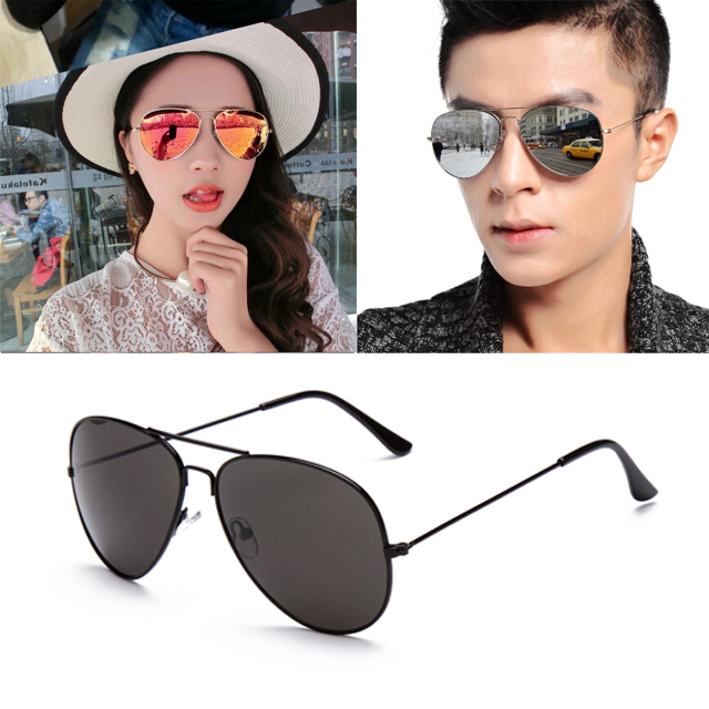 Mix Colors Retro Vintage Avitor Sunglasses Shape Mans Womens Frog Mirror Outdoor Driving Glasses 003 Eye Wear Goggles Oculos(China (Mainland))