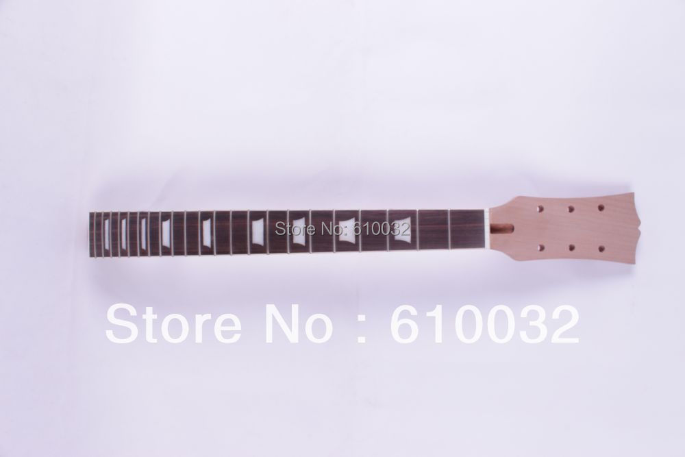 22 frets   One electric guitar neck mahogany    wood  and  Rosewood fingerboard 183#<br><br>Aliexpress