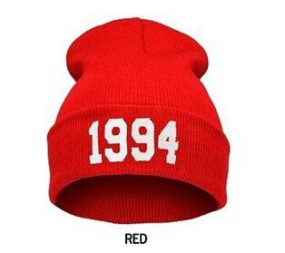 Cheap 1994 Justin Bieber Beanie Sale Winter Knitted Hat For Men Women Caps Casual Skullies Hip