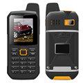 F8 PTT Walkie Talkie Waterproof IP67 mobile phone power bank Phone shockproof china cheap Cell Phones