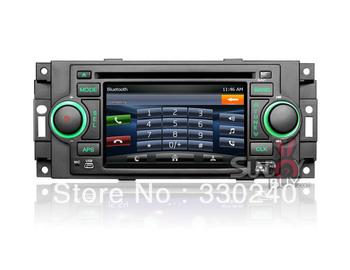 KaiZhen Car DVD Player For Dodge Magnum Dodge Ram Dakota Caliber 5 inch Car GPS DVD Stereo with TV Radio