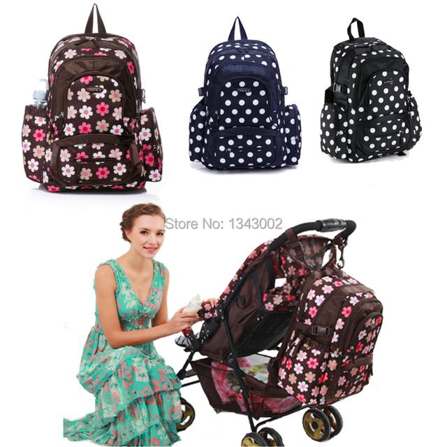 Цветland супер большой емкости многофункциональный рюкзак пеленки мешок пеленки младенца ...