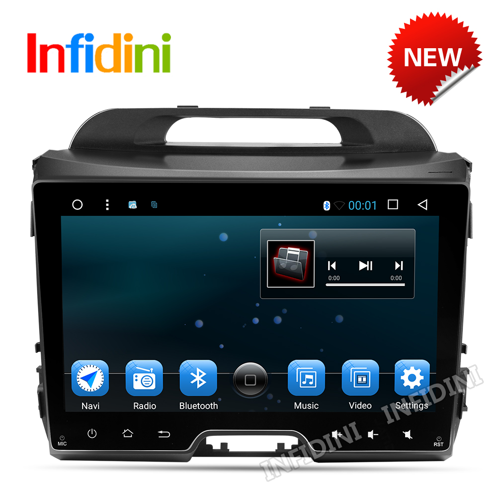 android 6.0 car dvd gps player navigation 2 din in dash car radio video gps KIA sportage r sportage 2014 2011 2012 2013 2015(China (Mainland))