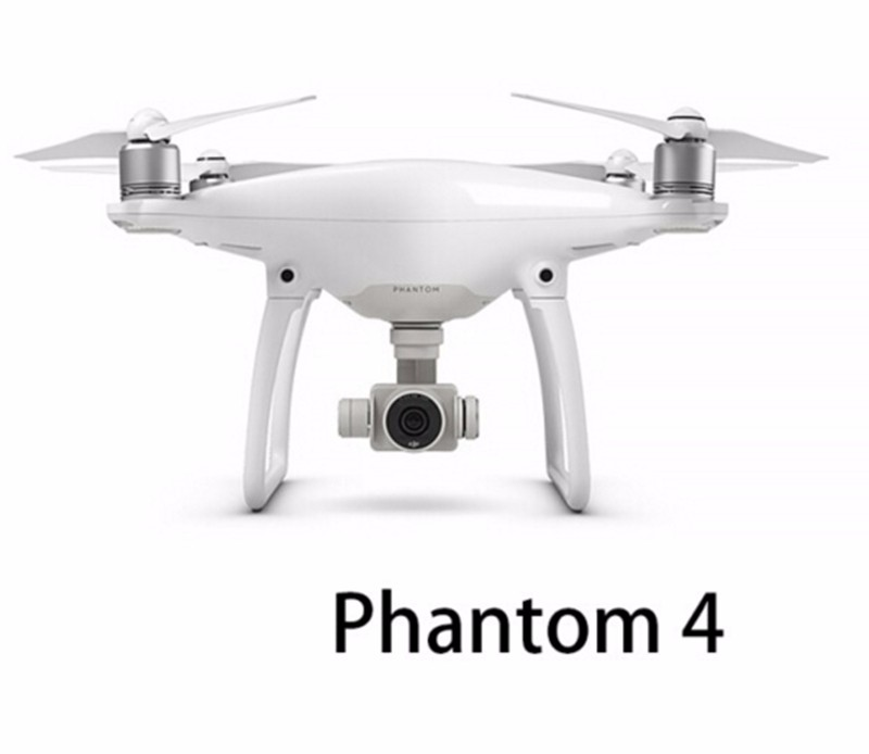 2016 DJI Phantom 4 RC drone Quadcopter with Obstacle Sensing System 4K Camera backpack