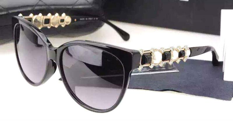 Фотография Pearl Sunglasses Women Brand Designer Women