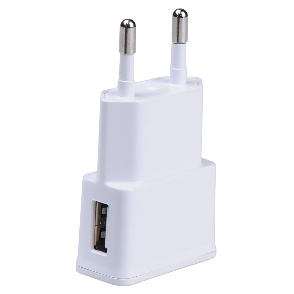 New 2016 EU plug Adapter 5V 1A EU USB Wall Charger Mobile phone charger for Samsung Galaxy S5 Note4 N9000 mobile phone charger