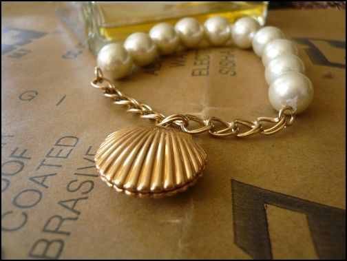 Fashion Simulated Pearl Braclet Adjustable Size YB014(China (Mainland))