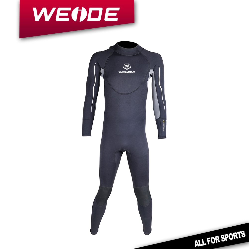 Mens Wetsuits 2015 High Quality Surfing Wetsuits Comfortable Neoprene Fabric Black Diving Wetsuits Best-Selling Swimming Product(China (Mainland))
