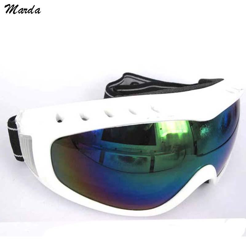 Outdoor UV400 Windproof Glasses Ski Glasses Dustproof Snow Glasses Men Motocross Riot Control Skiing Goggles