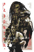"""08 Predator classic movie 24""""x36"""" inch wall Poster with Tracking Number"""