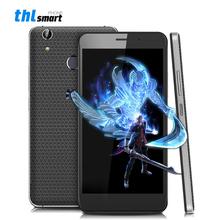 מקורי thl t9 בתוספת אנדרואיד 6.0 5.5 inch טלפון נייד 4 גרם mtk6737 Quad Core זיכרון RAM 16 גרם 2 גרם ROM 3000 mAh 16MP זיהוי טביעת אצבע SmartPhone(China (Mainland))
