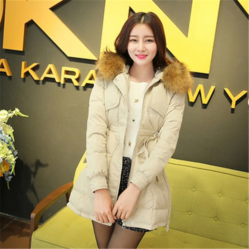 Здесь можно купить  2015 Winter Women Down Coats Hooded Winter Jacket Women Real Fur Collar Coat Women White Duck Down Parkas Jacket LJ3486 2015 Winter Women Down Coats Hooded Winter Jacket Women Real Fur Collar Coat Women White Duck Down Parkas Jacket LJ3486 Одежда и аксессуары