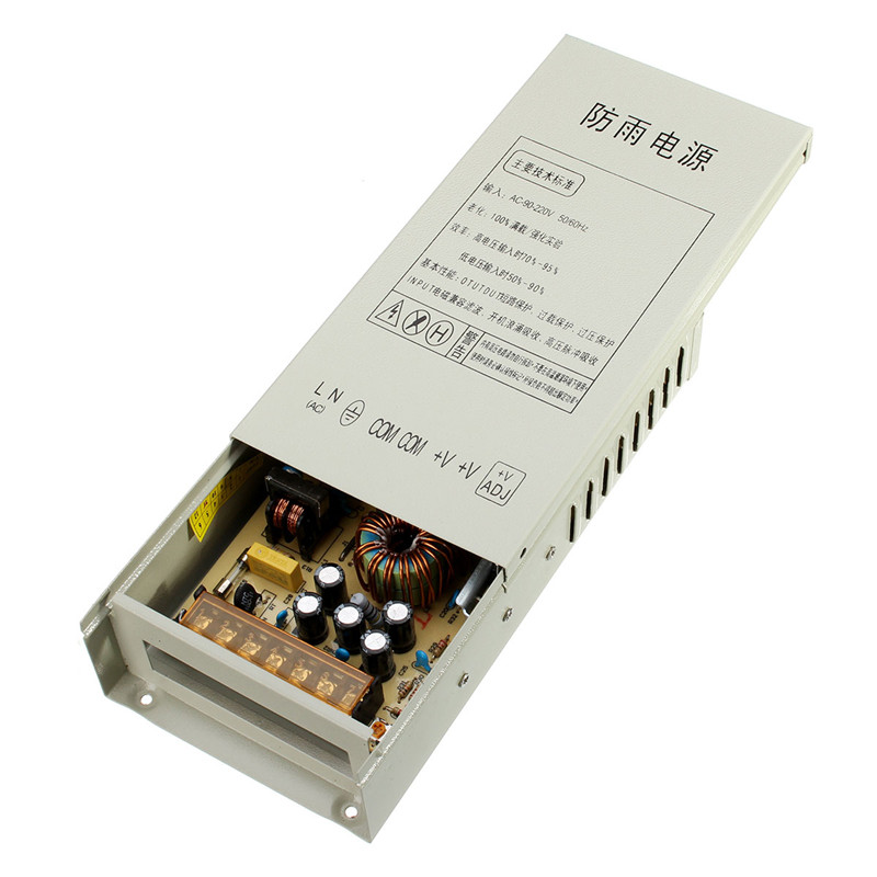 DC12V 15A Rainproof Switching Power Supply 180W Power Transformer 220V To DC12V LED Transformer Dainproof Led Driver<br><br>Aliexpress