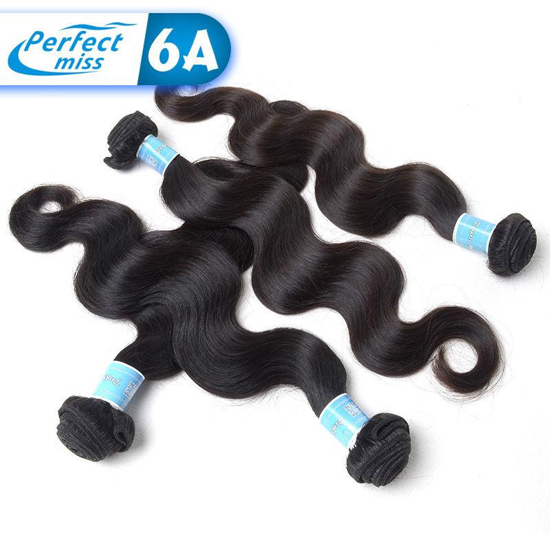 Brazillian virgin hair body wave mixed lot 4pcs human hair extensions 6a grade brazilian virgin hair body wave hair weave(China (Mainland))