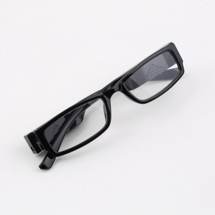 1pcs Practical LED Reading Eyeglasses Spectacle Diopter Magnifier Multi Light Up(China (Mainland))