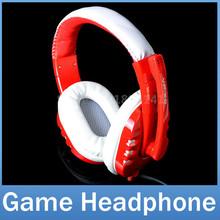 Hifi Headfone Stereo Gaming Headset Casque Audio Game Headphone Headband Earphone With Microphone For PC Gamer Head Phone(China (Mainland))