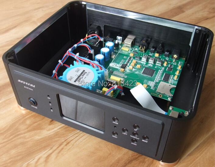 Аудио усилитель Douk audio FPGA FLAC WAV DSD HIFI 192K 24 FPGA Lossless mastering digital turntable player mastering vmware vspheretm 4
