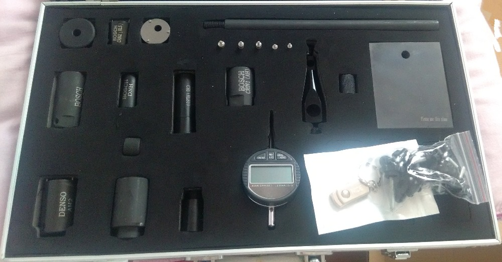Common rail injector repair stage 3 tool injector lift tester(China (Mainland))