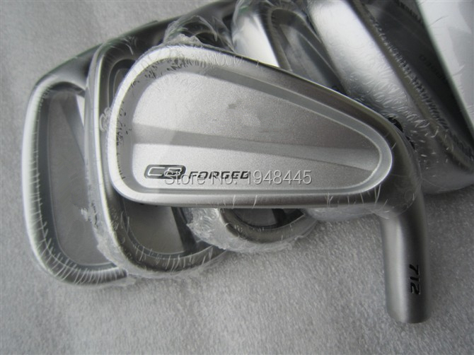 Brand New CB712 Irons CB712 Golf Irons Golf Forged Irons OEM Golf Clubs 3-9Pw Regular/Stiff Flex Steel Shaft With Head Cover(China (Mainland))